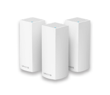 DISH Smart Home Services - Linksys Velop Mesh Router - Marietta, Georgia - Vital Link Satellite - DISH Authorized Retailer