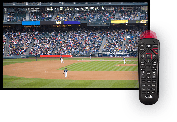 Watch Sports with the DISH Voice Remote - Marietta, Georgia - Vital Link Satellite - DISH Authorized Retailer